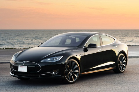This Tesla has driven itself into the sunset to contemplate its new-found responsibilities.