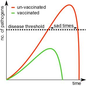 vaccine graph